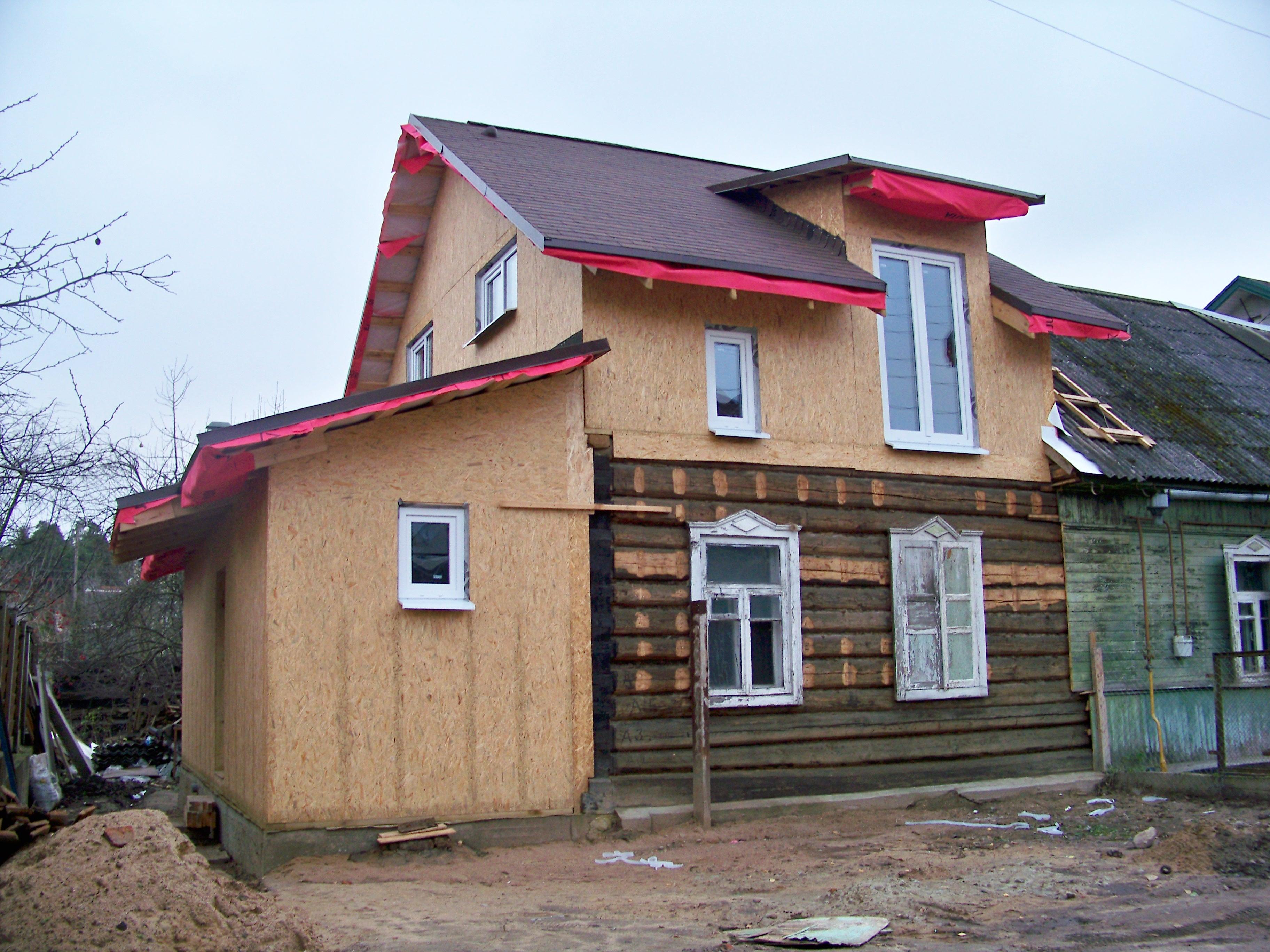 Картинки новых дачных домов имеем